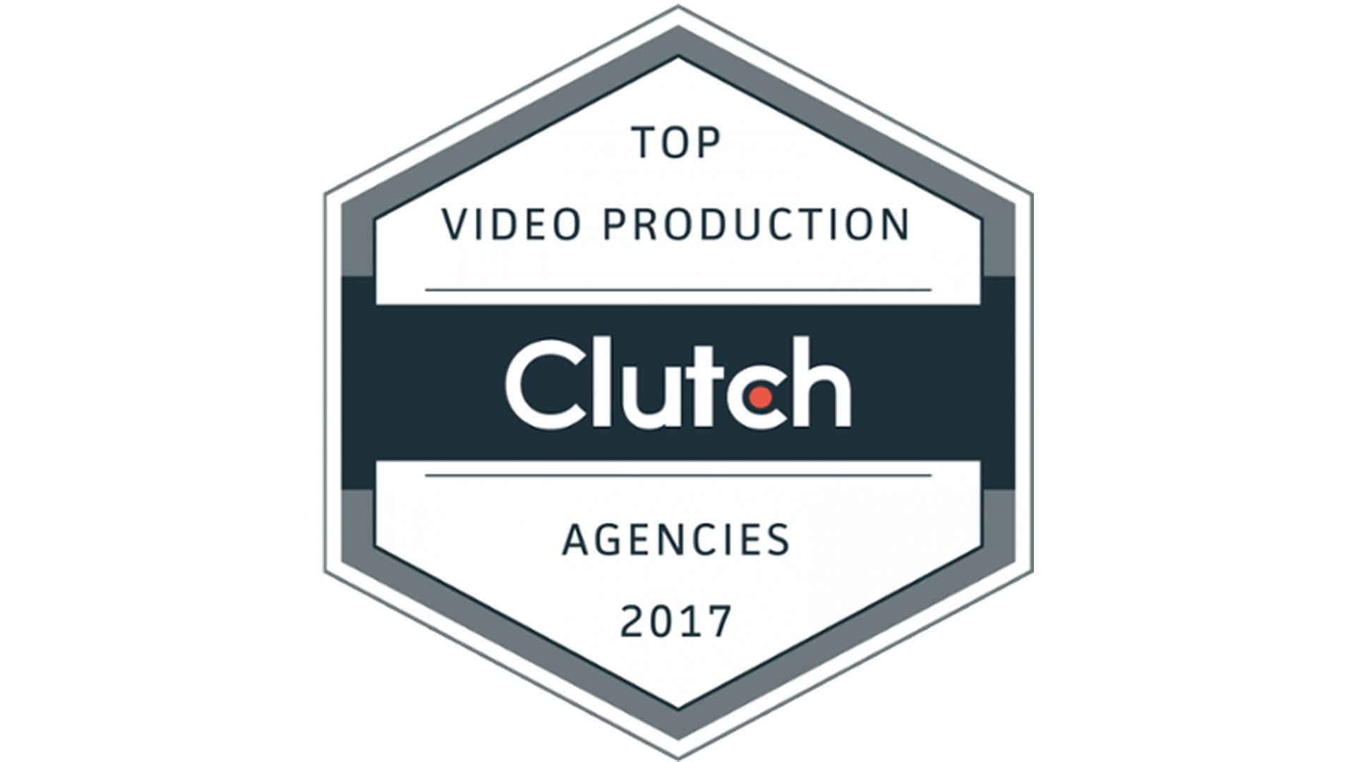 Honored as Top Video Production Agency